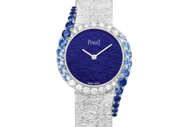 Piaget Limelight Gala One of Four: The Art of Gold