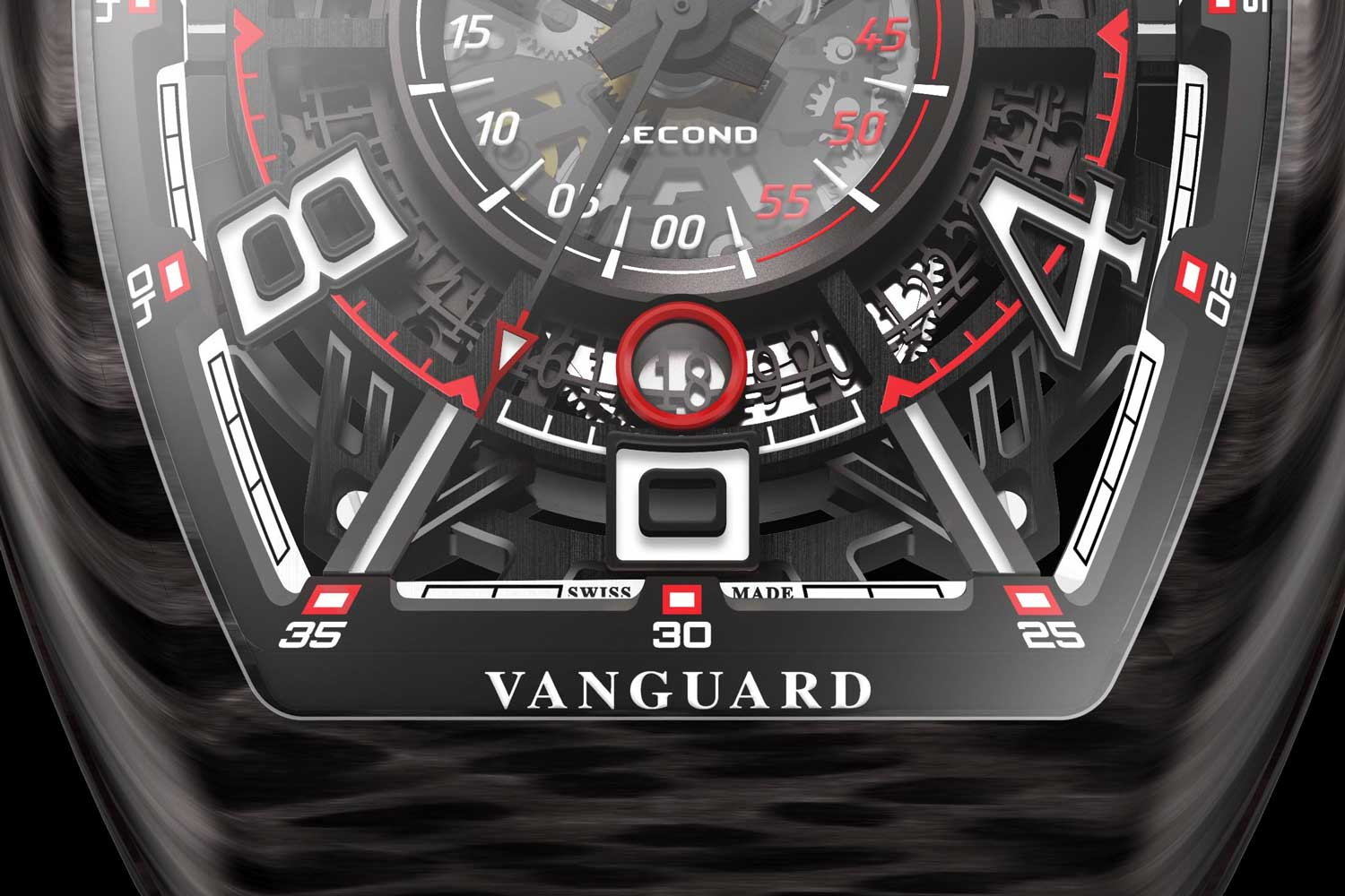 Franck Muller Vanguard Racing Skeleton