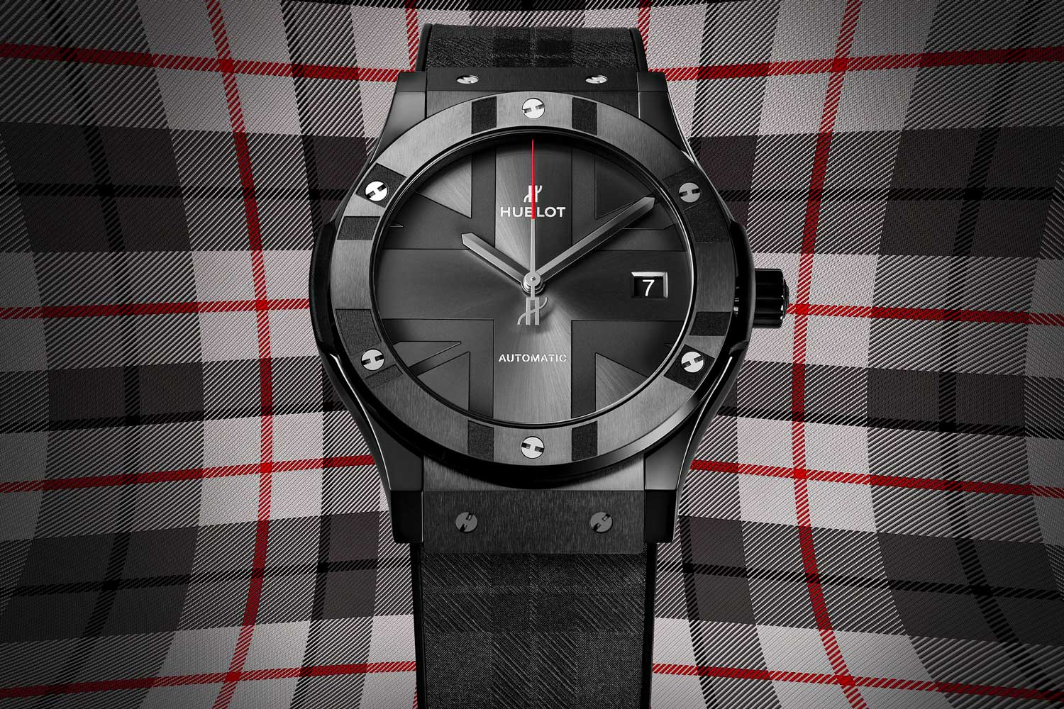 "Hublot Classic Fusion Special Edition ""London"""