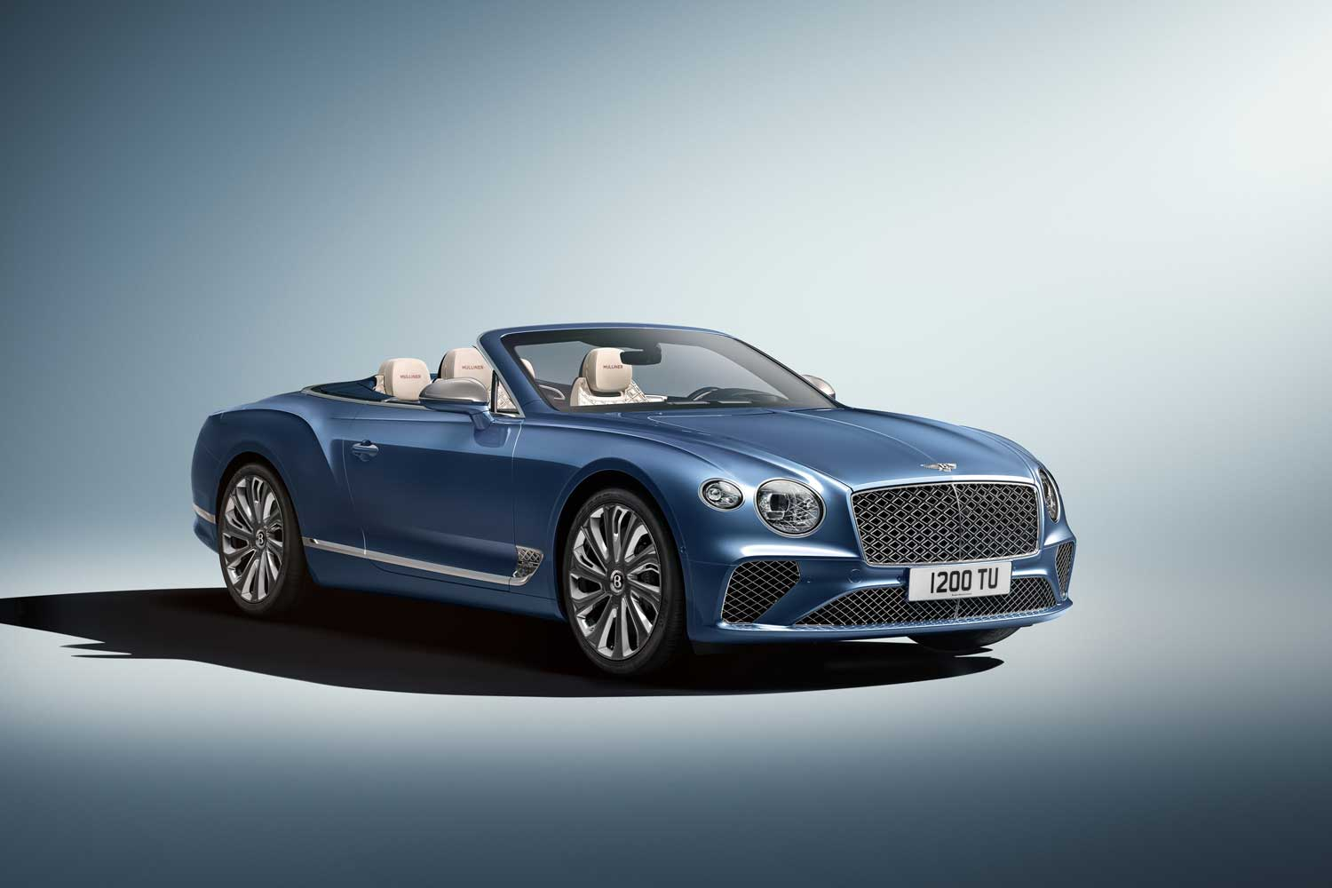 Bentley Continental GT Mulliner Convertible