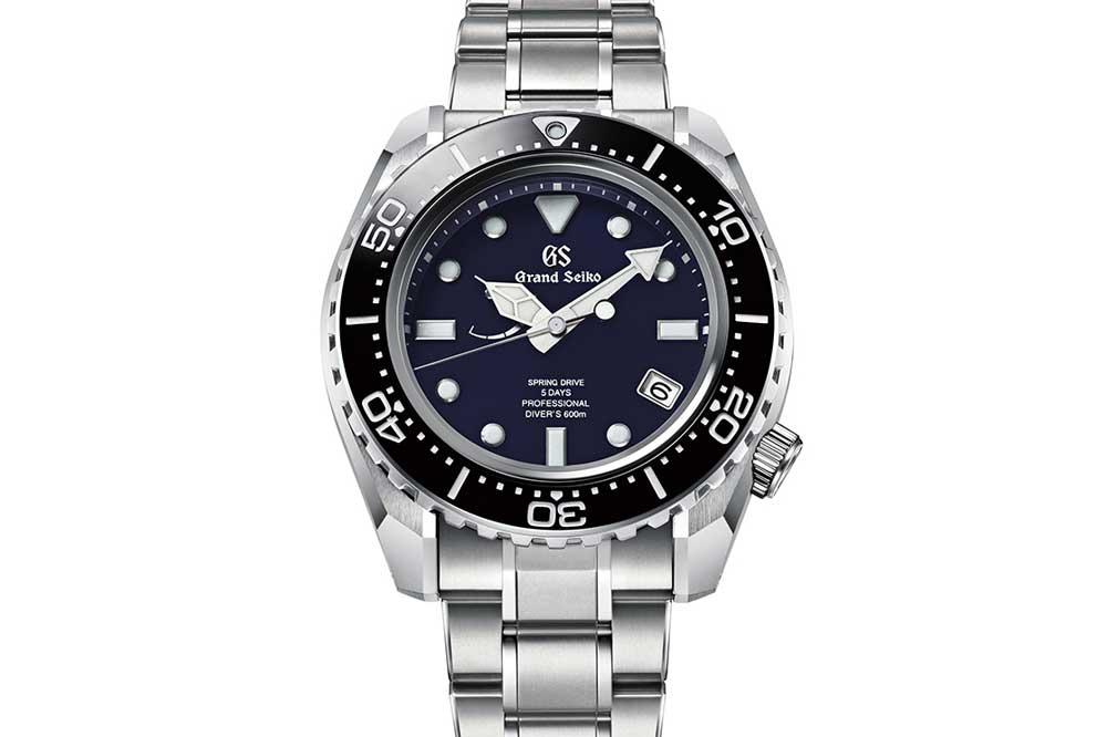 60th Anniversary Limited Edition Professional Diver's 600M SLGA001