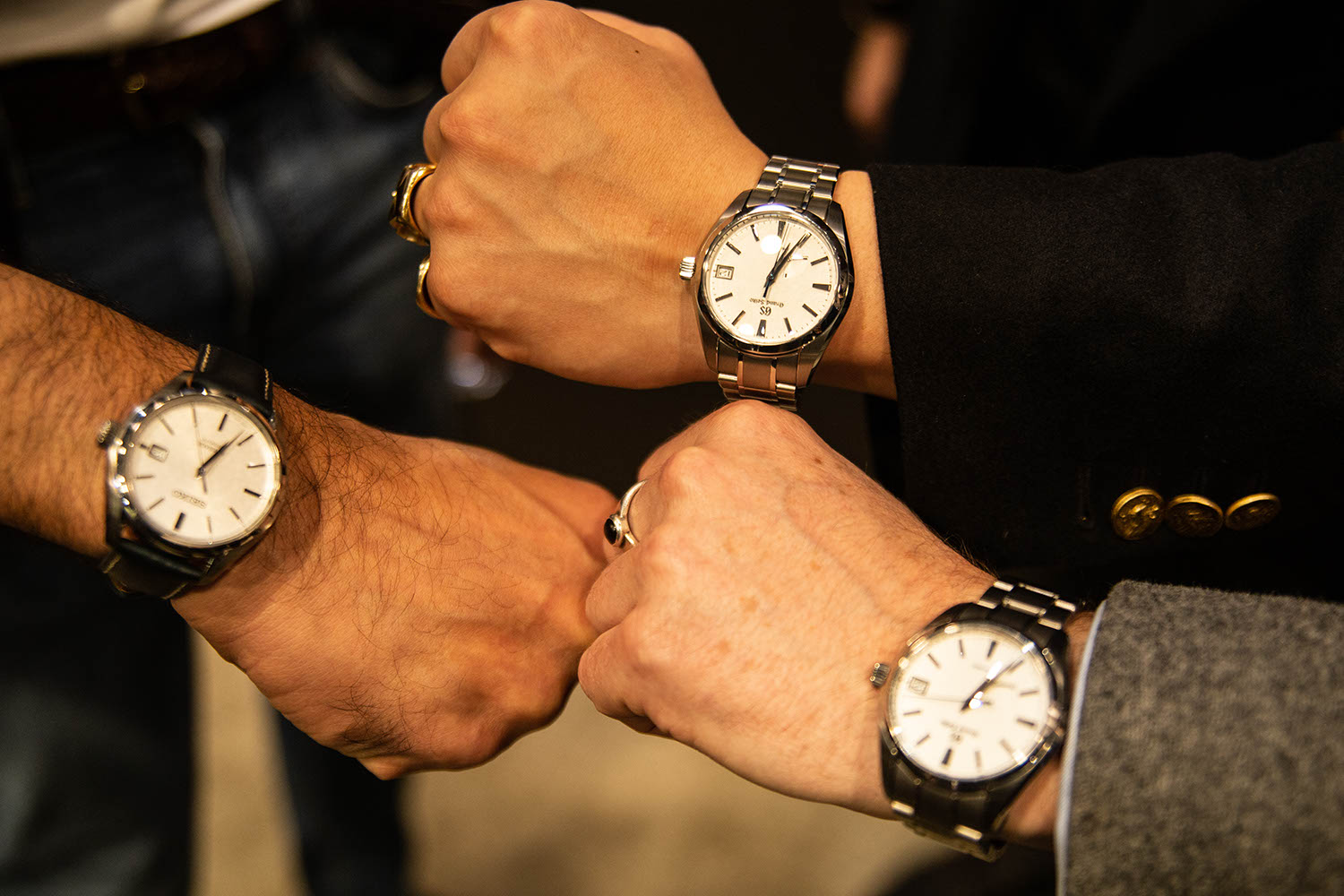 The Rake and Revolution celebrate Grand Seiko in London
