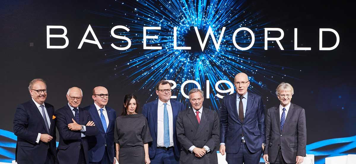Goodbye Baselworld, Hello New World