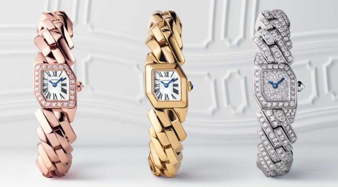 Cartier with a Twist: Introducing the new Maillon de Cartier