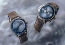 Glashutte Original Sixties and Sixties Chronograph Annual Edition 2020