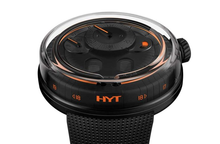 HYT H0 Black Fluid