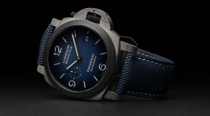 Panerai Luminor Marina Fibratech - 44 MM