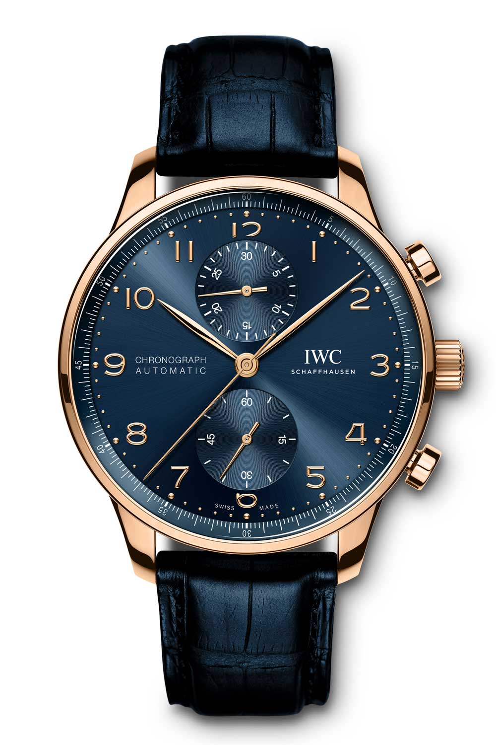 Portugieser Chronograph Ref. IW371614 Boutique Edition
