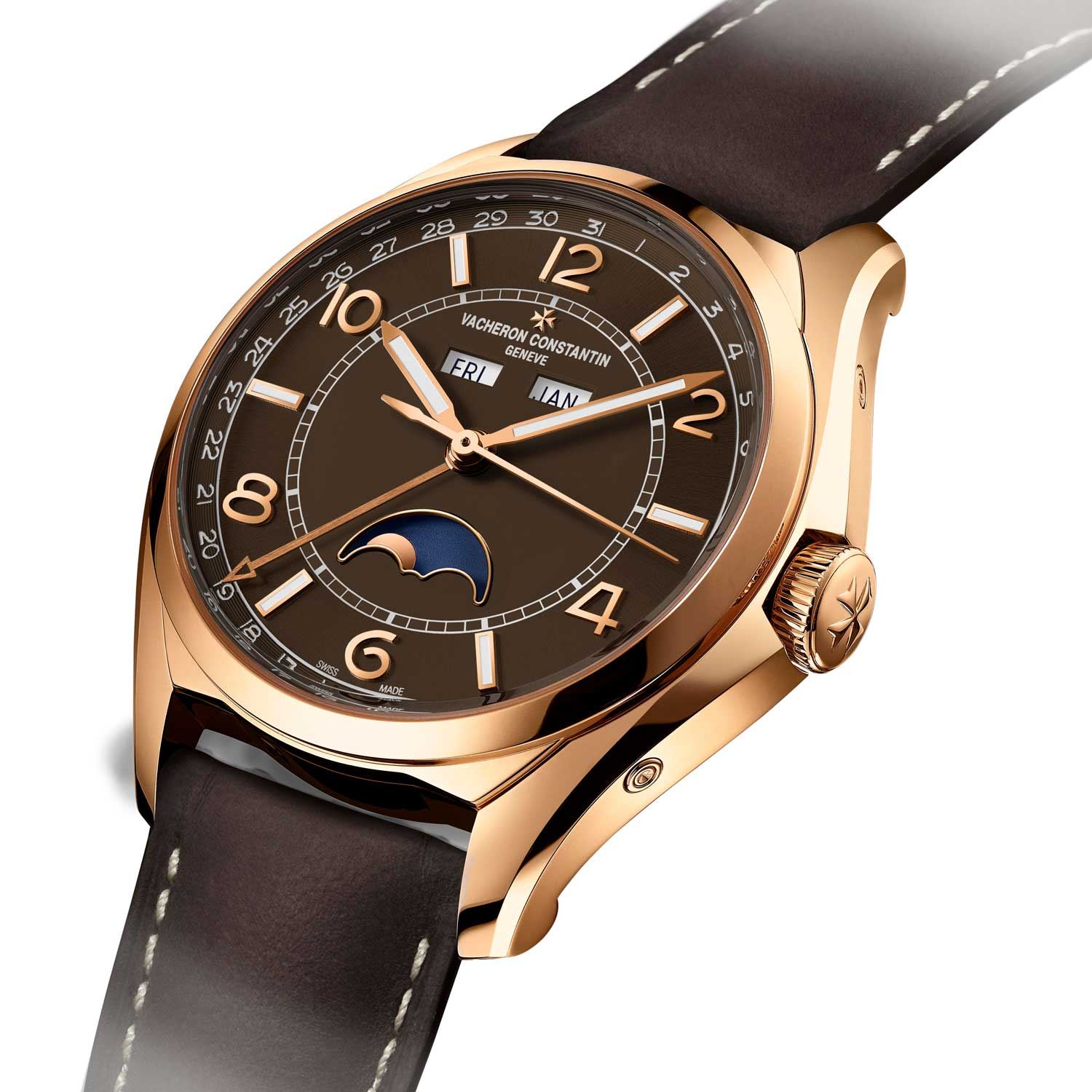 The new Fiftysix models bear sector dials with different surface finishes.