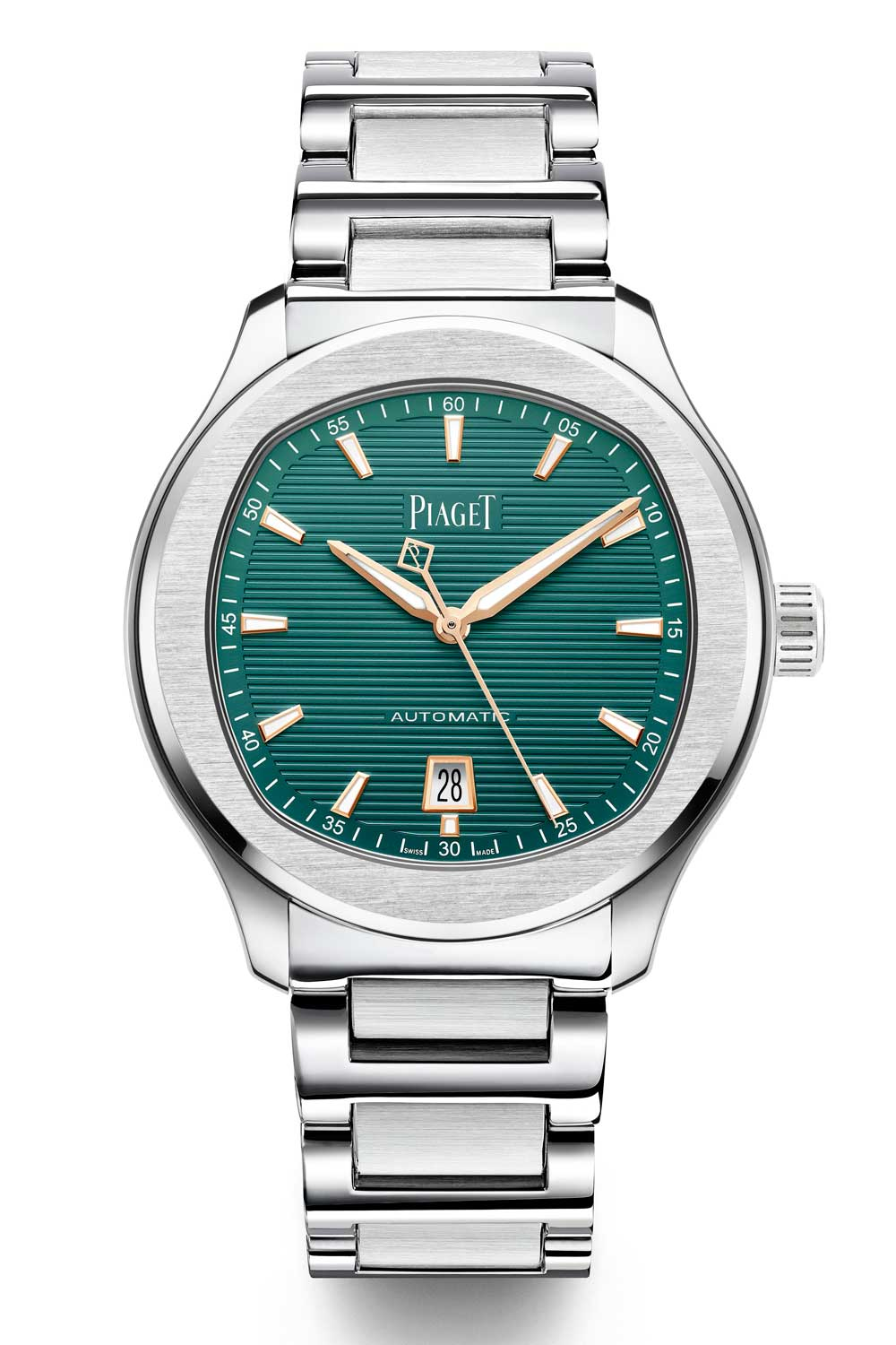 Piaget Polo S in Green