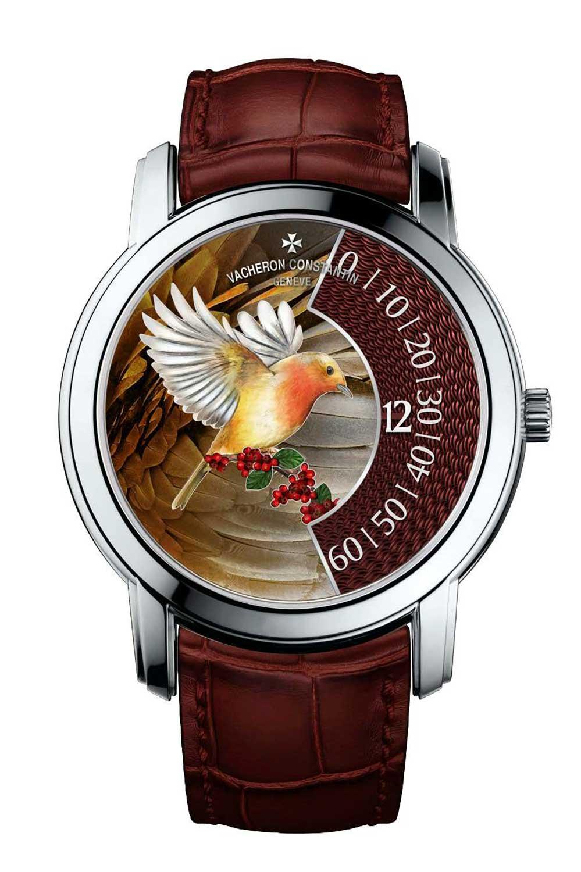 """""""La Musique du Temps"""" Les Cabonotiers – the Singing Birds"""