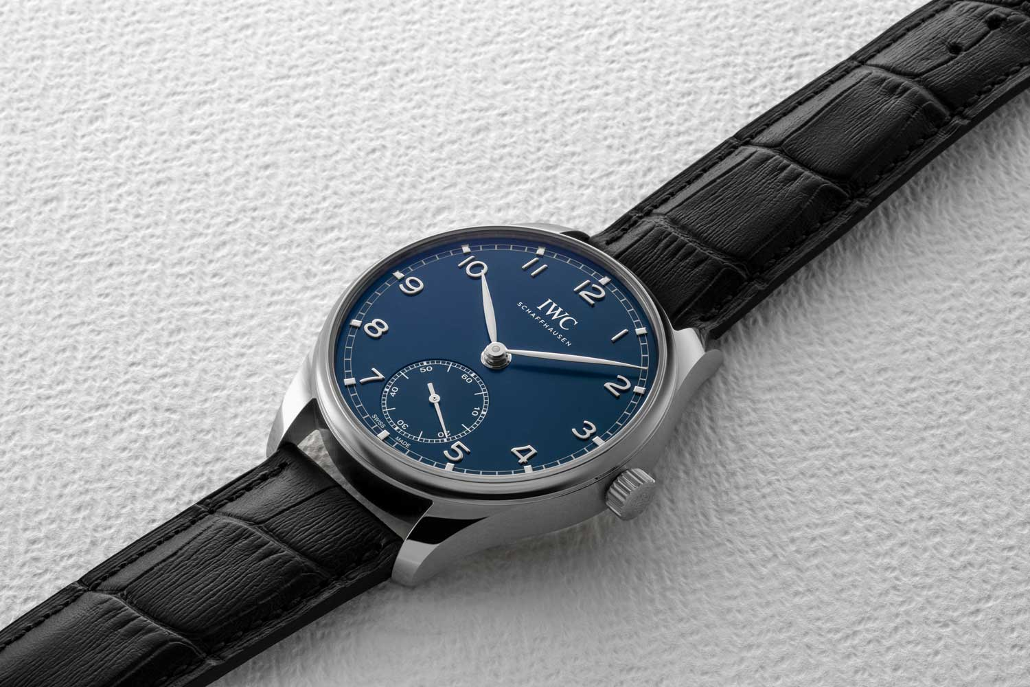 Portugieser Automatic Ref. IW358305 (Image © Revolution)