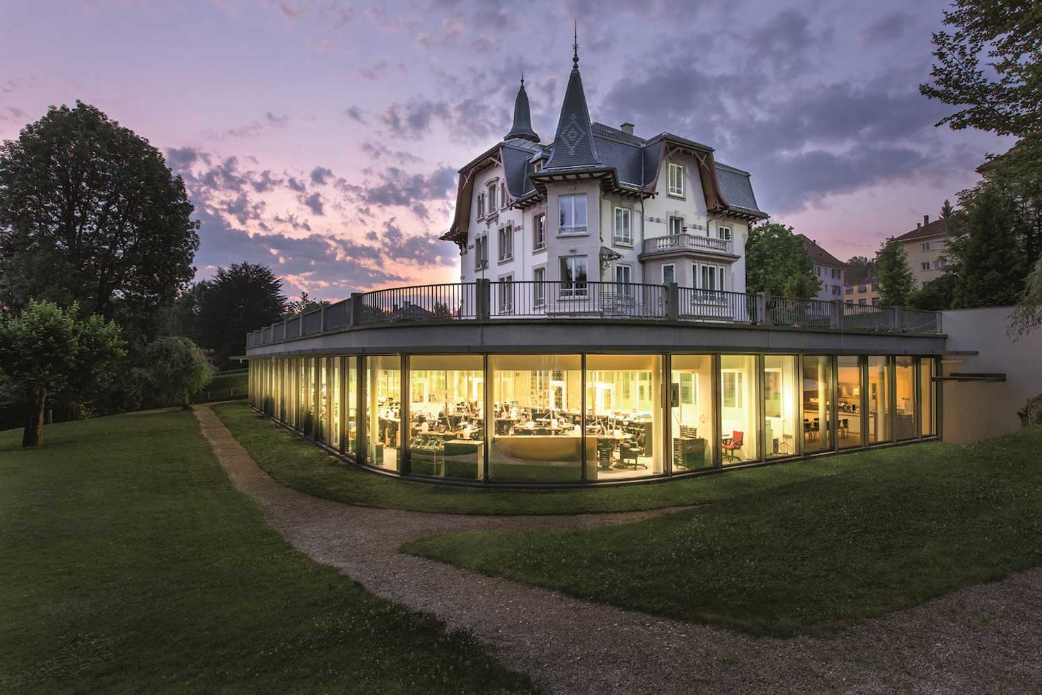 Montblanc Manufacture Le Locle