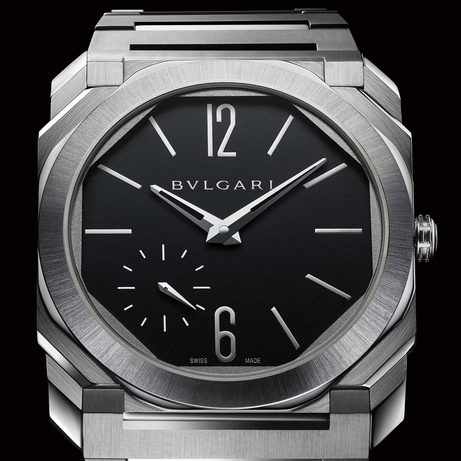 2020: Octo Finissimo Automatic Satin-Polished Steel