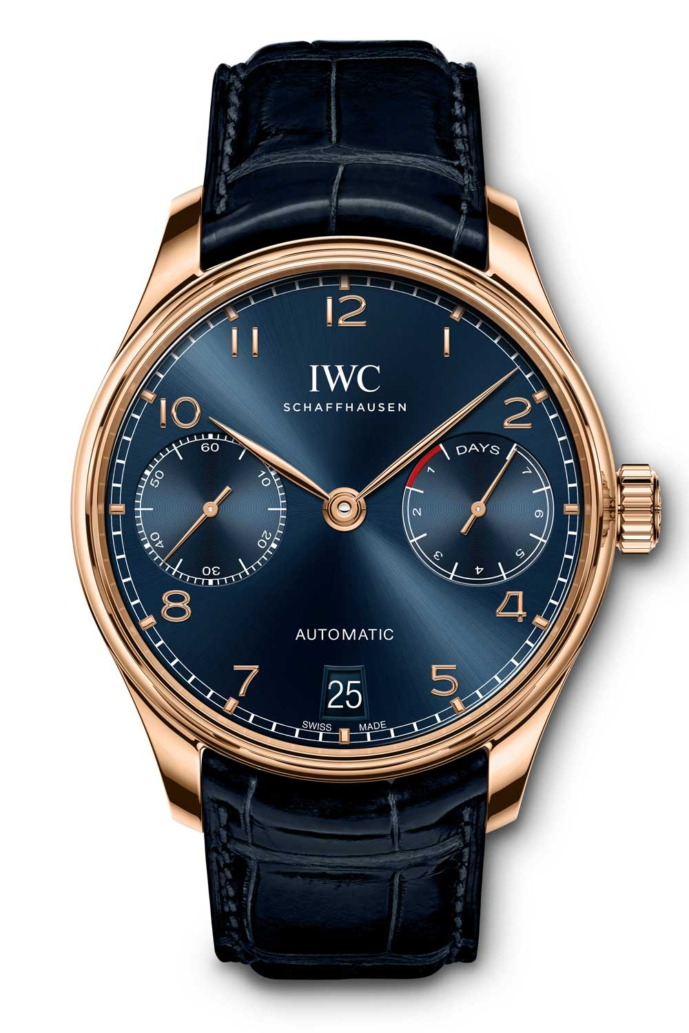 Portugieser Automatic Ref. IW500713 Boutique Edition