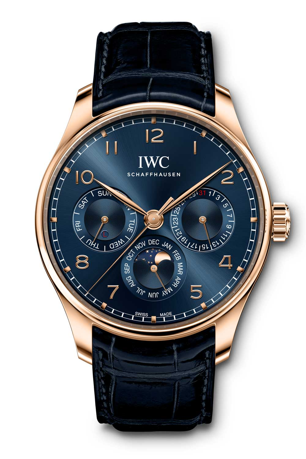 Portugieser Perpetual Calendar 42 Ref. IW344205 Boutique Edition