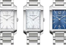 The Hampton Small Quartz models in various dial executions.