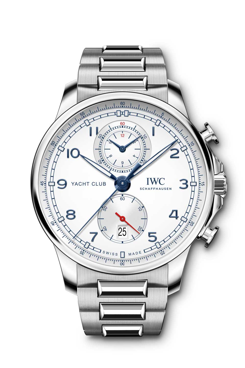 Portugieser Yacht Club Chronograph New Executions Ref. IW390702