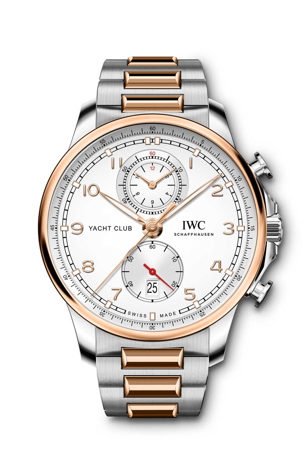 Portugieser Yacht Club Chronograph New Executions Ref. IW390703
