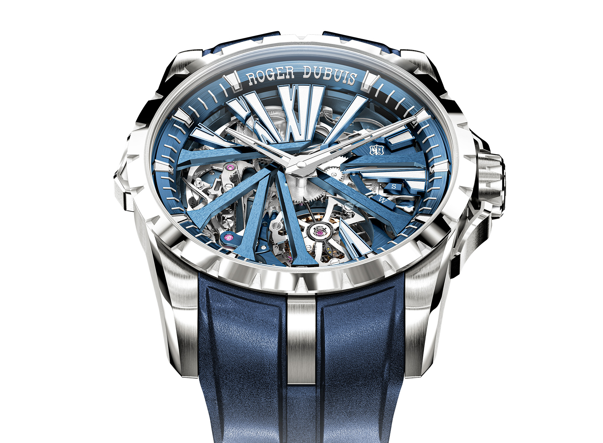The Roger Dubuis Diabolus in Machina, or Devil in the Machine, plays a diminished fifth chime. - www.revolution.watch