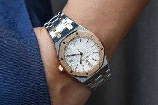 Audemars Piguet Royal Oak Selfwinding 34mm (Image © Revolution)