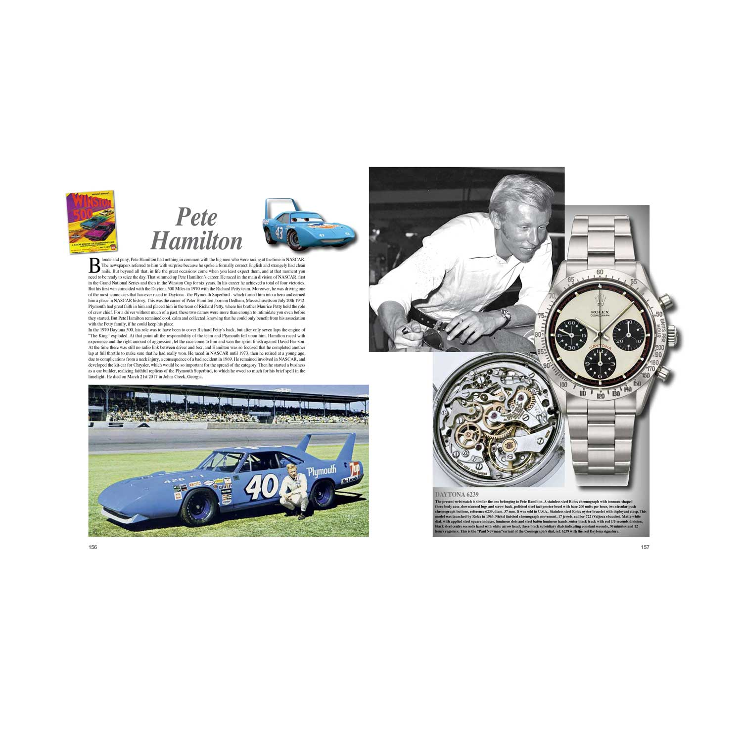 Time to Race – Watches and Speed Stories of men and machines (Image: John Goldberger)