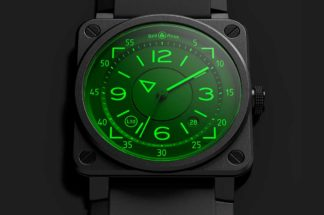 The Bell & Ross BR 03-92 H.U.D