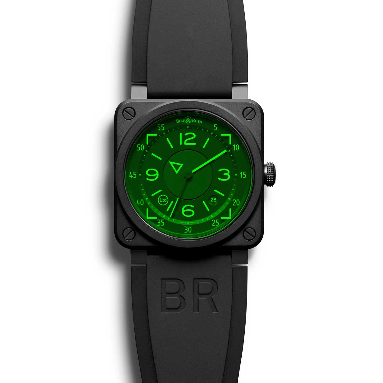 The Bell & Ross BR 03-92 H.U.D
