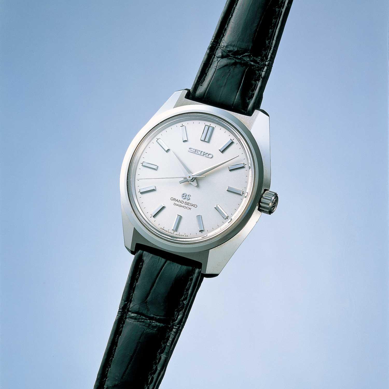1967 Grand Seiko ref. 44GS (Image: Grand Seiko)