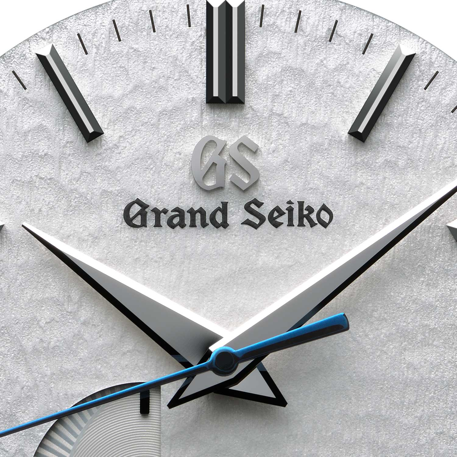 The incredible 'Snowflake' dial of the Grand Seiko Spring Drive 'Snowflake' SBGA211 (Image: Grand Seiko)