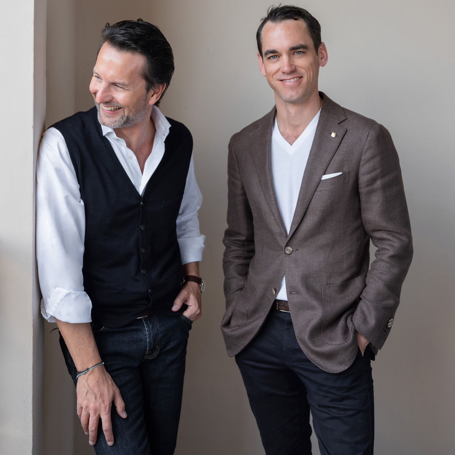 Max Büsser founder of MB&F and Edouard Meylan, CEO of H. Moser & Cie., both found their individual independent brands 15 years ago; long time friends and now finally collaborators