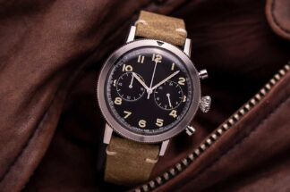 The UNDONE Type 20 Classic Flyback Chronograph