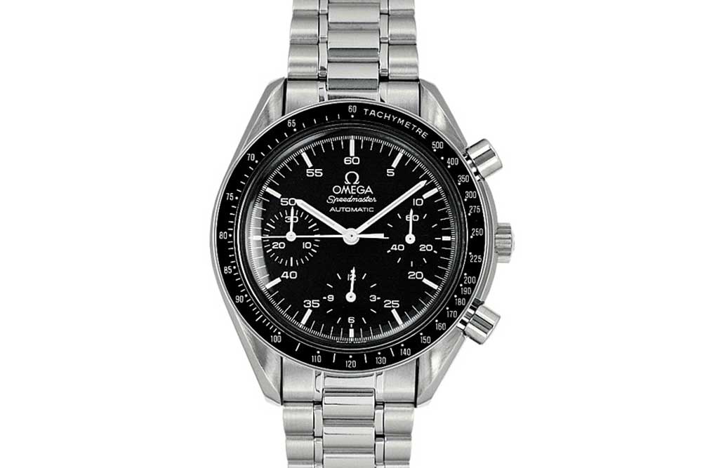 1988 Omega Speedmaster Reduced reference ST 175.0032 (Image: omegawatches.com)