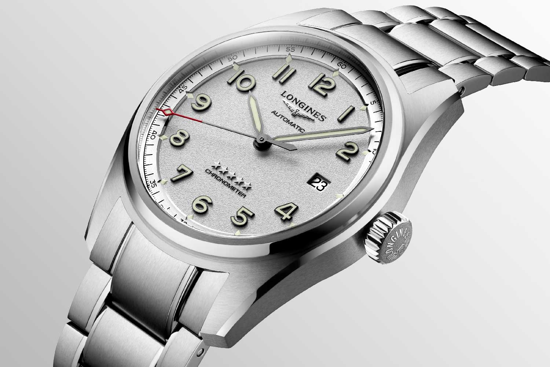 The Longines Spirit Chronometer, L3.811.4.73.6
