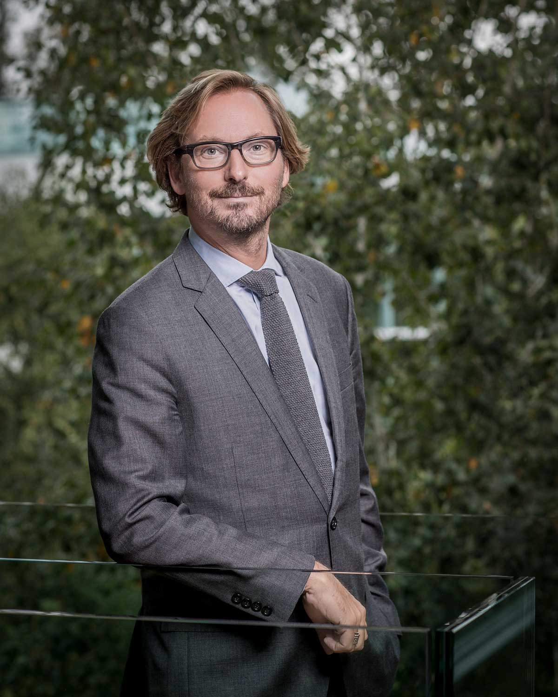 Nicolas Bos, CEO and president of Van Cleef & Arpels