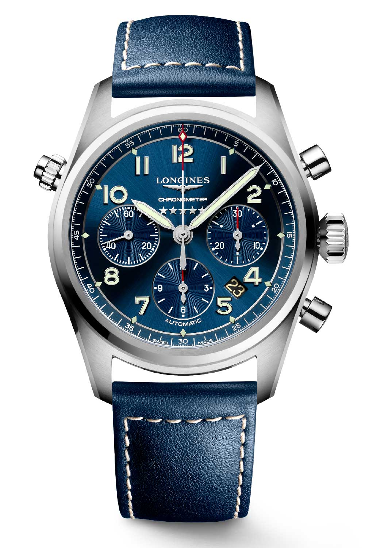 The Longines Spirit Chronometer, L3.820.4.93.0