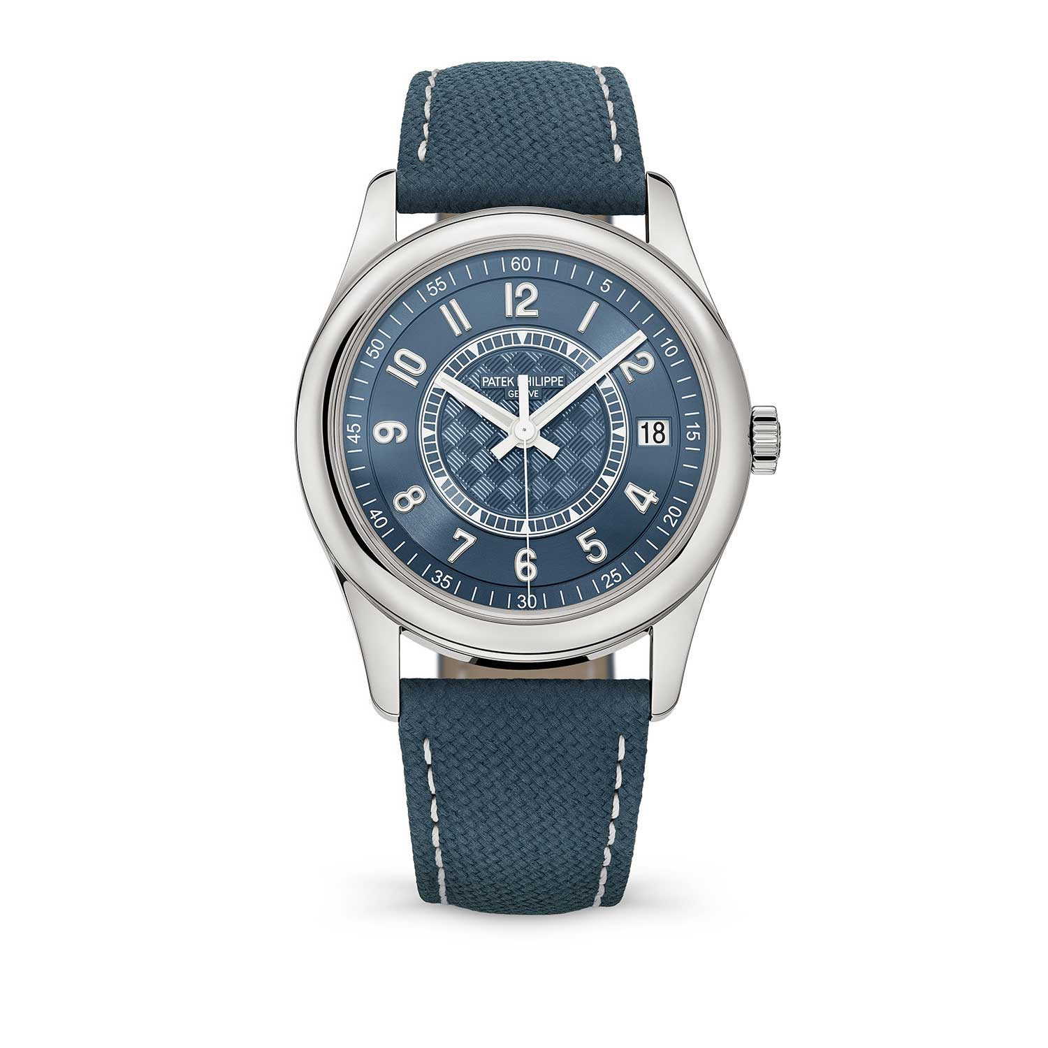 Reference 6007A-001 Calatrava created in celebration of Patek Philippe's new manufacture building in 2020