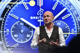 George Kern, CEO of Breitling