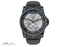 Roger Dubuis Excalibur Essential Blue, pièce unique created for Revolution x The Rake Covid-19 Solidarity Auction