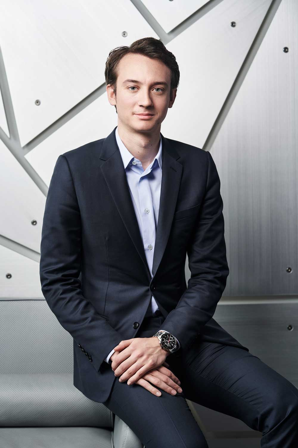 Frédéric Arnault becomes CEO of TAG Heuer from 1 July 2020