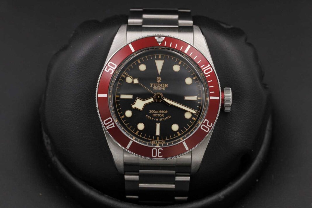 Tudor Black Bay Red 79220