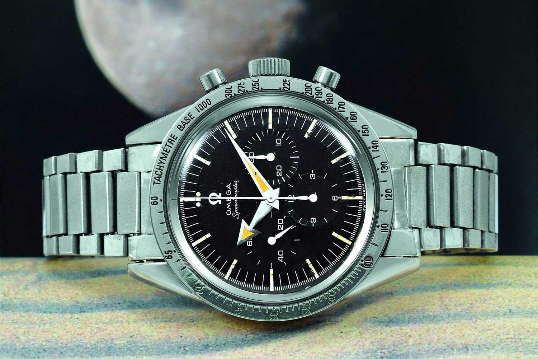 The Omega Speedmaster ref. CK2915