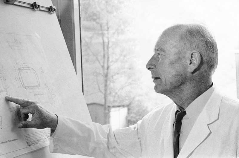 In 1935, Wilhelm Julius Hanhart, son of Johann A. Hanhart, added the brand's achievements the creation of a split-seconds stopwatch. (Image: Hanhart.com)