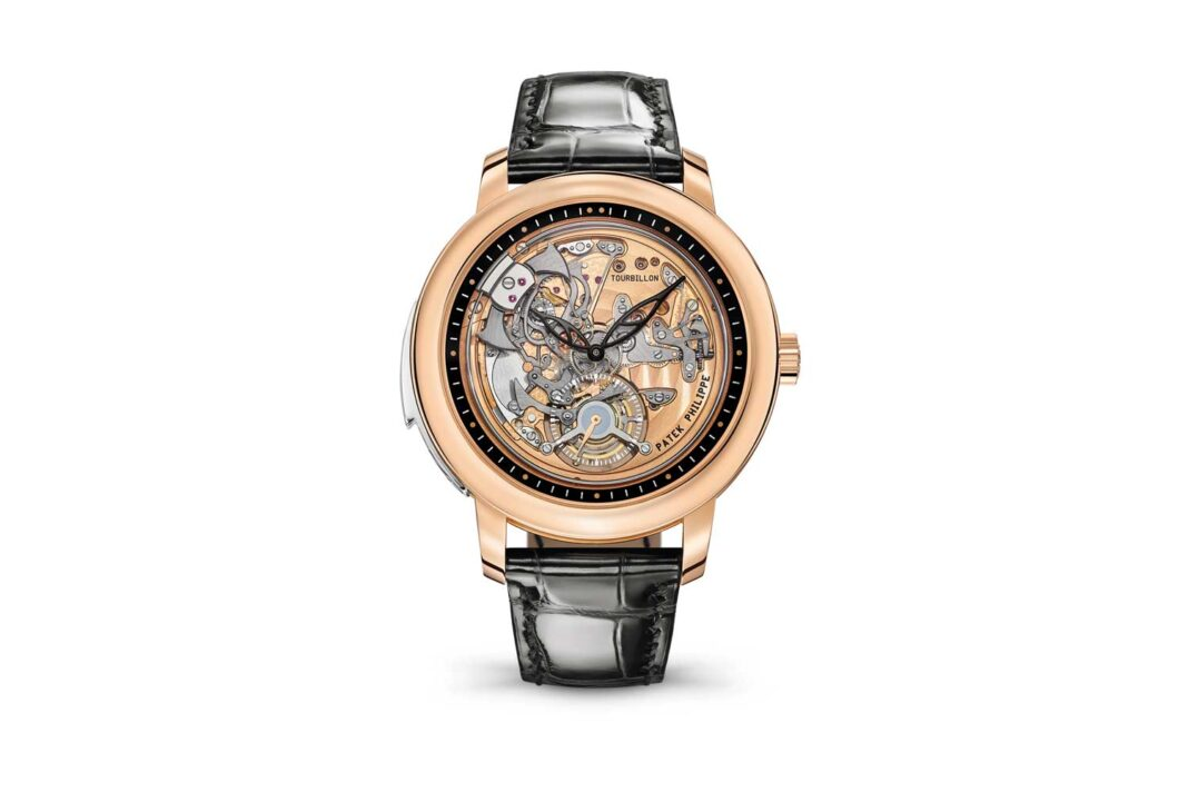 2020 production version of the 5303 Minute Repeater Tourbillon
