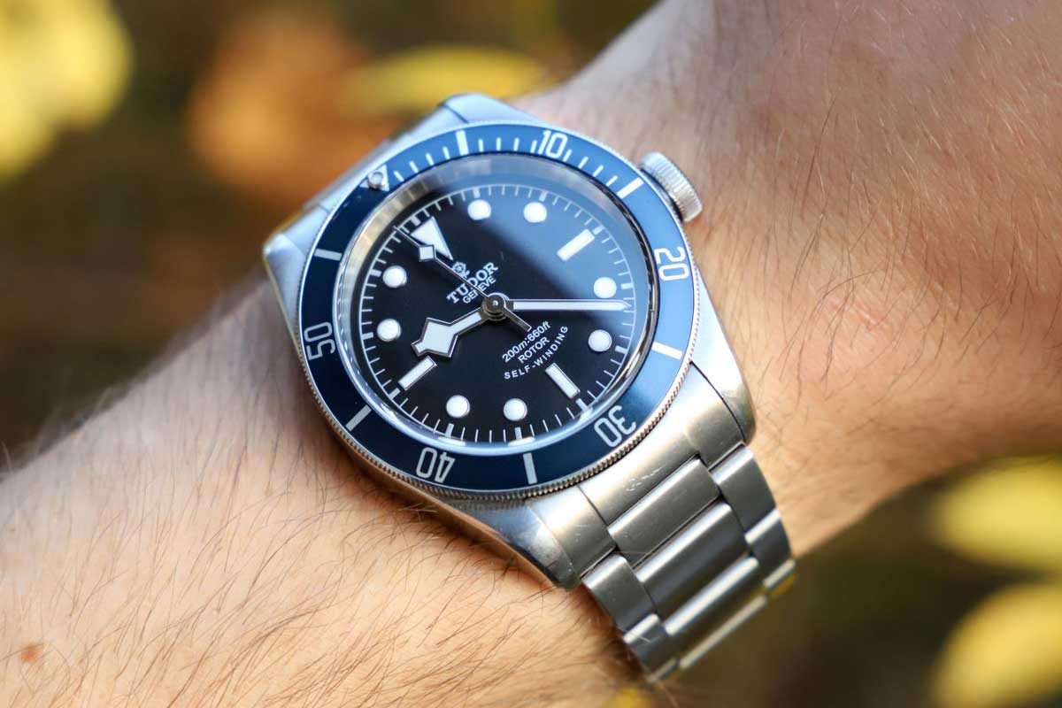 Will the Tudor Black Bay 79220 become a future Collector's watch? (Image: millenarywatches.com)