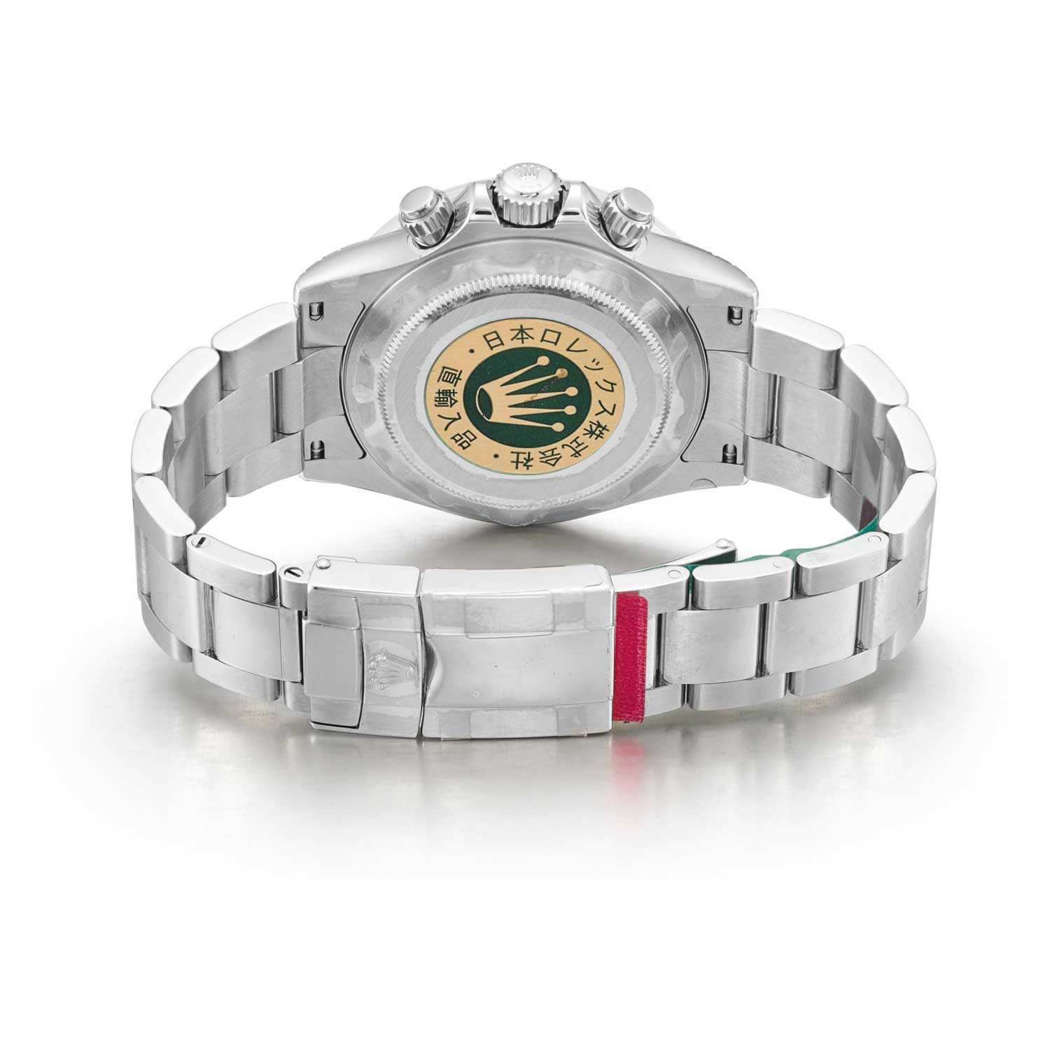 Rolex Cosmograph Daytona, Reference 116520 A Brand New Stainless Steel Chronograph Wristwatch With Bracelet, Circa 2006