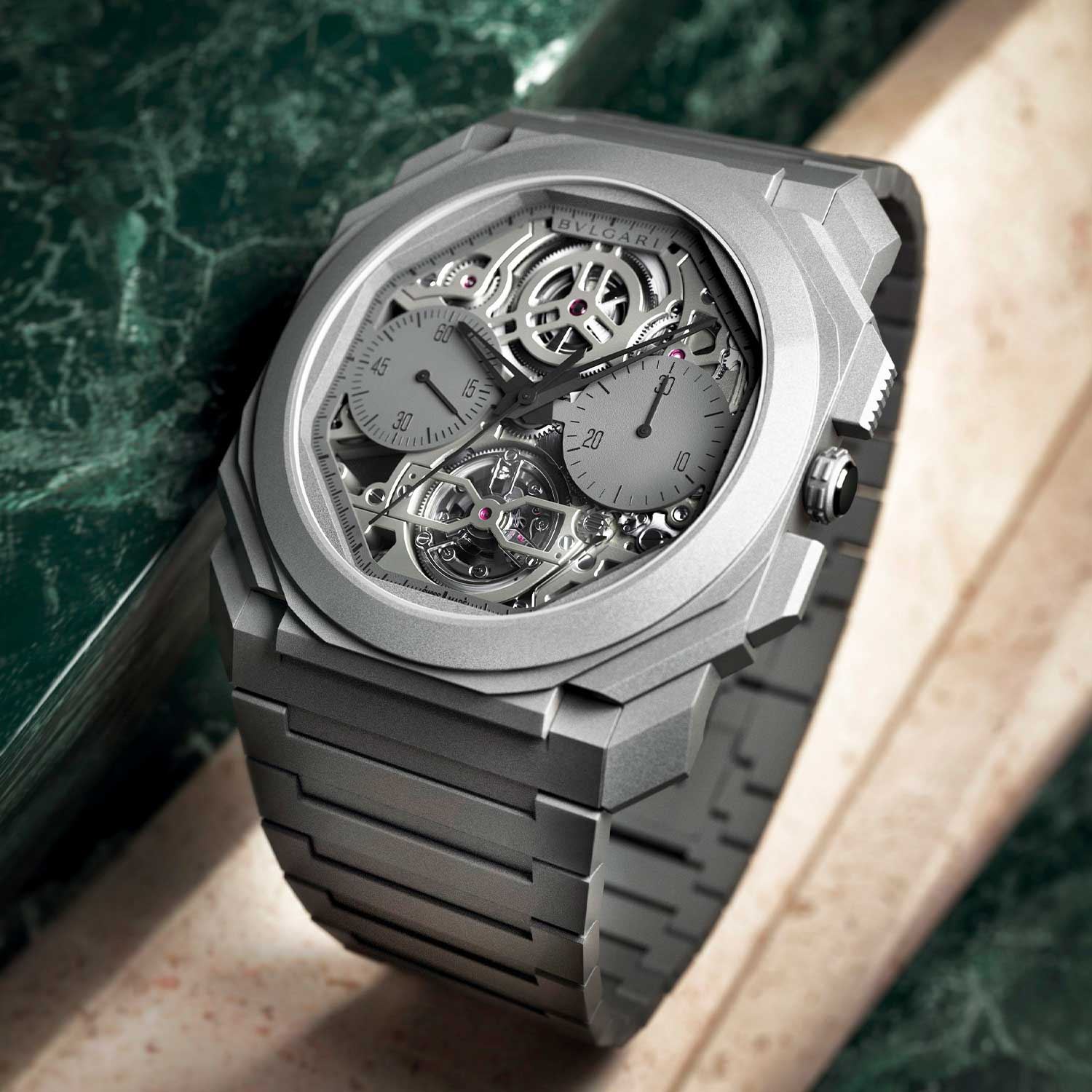 The 2020 Octo Finissimo Tourbillon Chronograph Skeleton Automatic