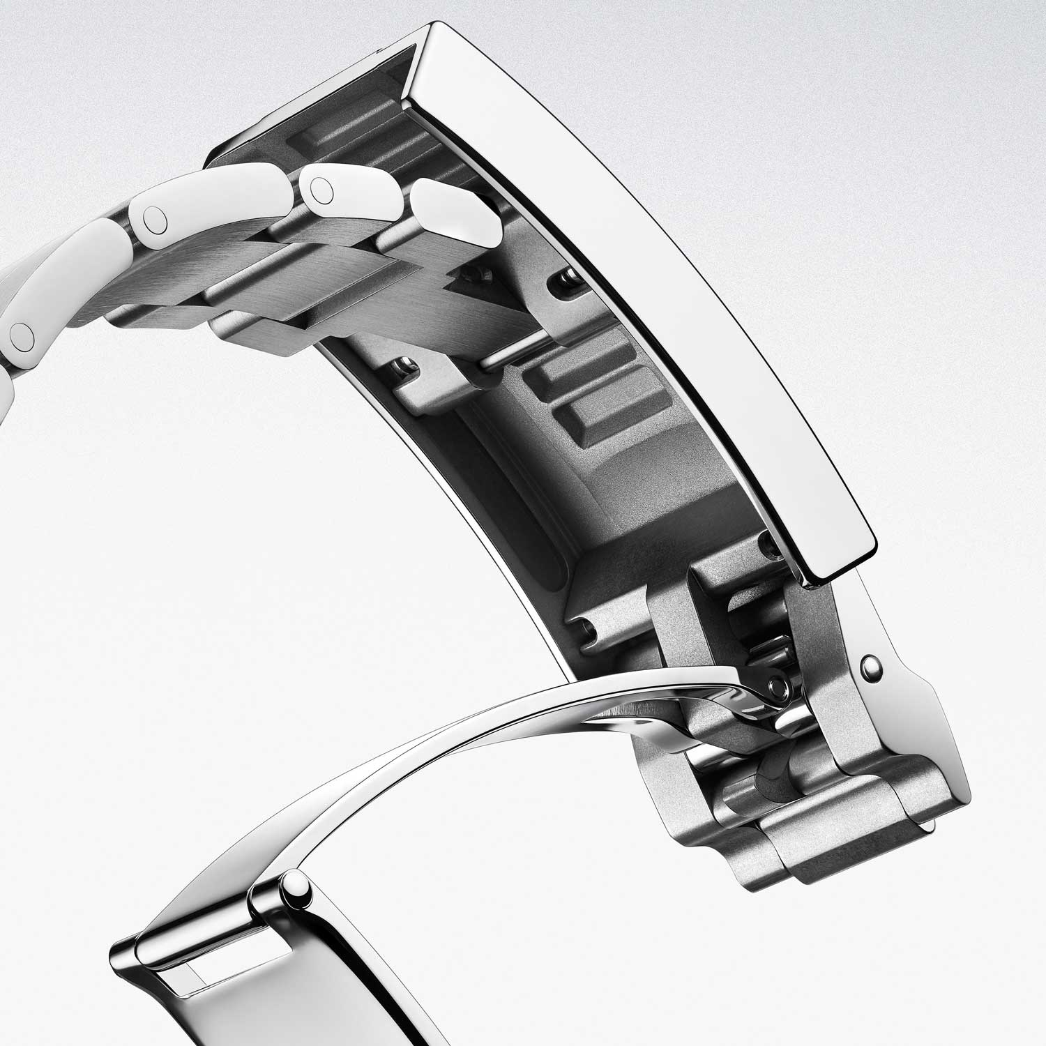 The Glidelock extension system found on the bracelet of the 2020 Oyster Perpetual Submariner