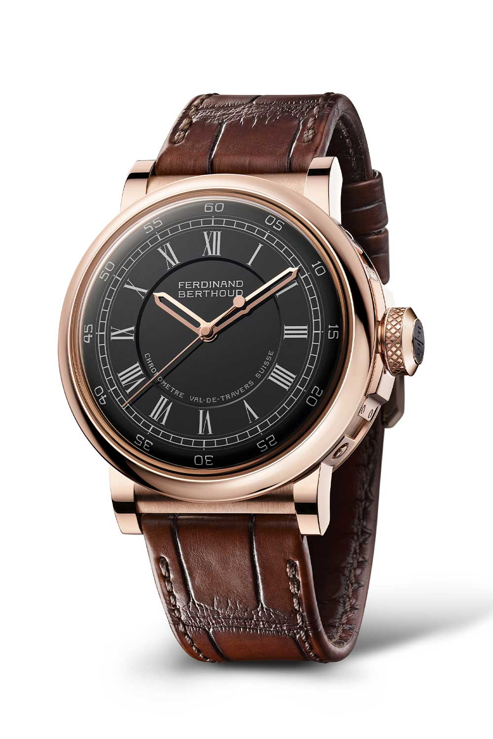 Ferdinand Berthoud Chronomètre FB 2RE in rose gold ref. FB 2RE.2