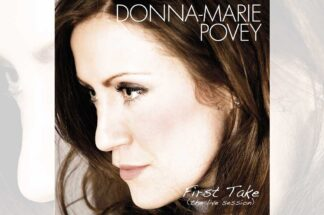 Donne-Marie Povey's live album, recorded during the lockdown phase of 2020's COVID pandemic